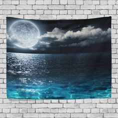 JSTEL Home Decor Space Starry Sky Deep Outer Space Nebula and Galaxy in the Universe Pattern Tapestry Wall Hanging Small for Bedroom Living Room Dorm Wall Art 60 x 40 inches * Continue to the product at the image link. (This is an affiliate link and I receive a commission for the sales)