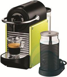 Delonghi Nespresso PIXIE coffee machine - Miluju ho :)))