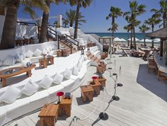Nikki Beach Marbella - it was so much fun - summer 2011!