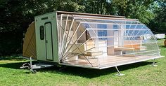 The Coolest Camping Trailer You'll Ever See