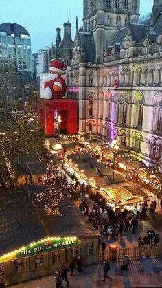 Manchester christmas market.xx