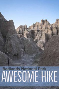 Don't miss this awesome trail in Badlands National Park of South Dakota! Check out this trail review to find out if hiking the Notch Trail is right for your family!