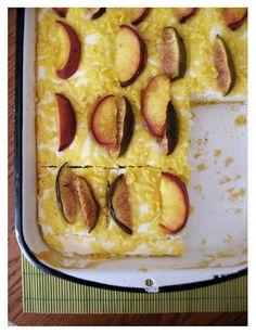 Sweetheart: Pita od Jogurta i Kiselog Vrhnja s Matičnjakom / Yoghurt, Sour Cream and Lemon Balm Pie