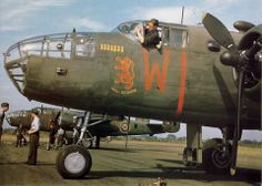 North American B-25 Mitchell Bomber ~ BFD