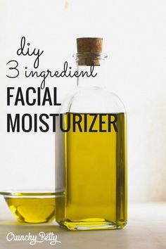 Simple Homemade 3-Ingredient Facial Oil Moisturizer - Customize It For Your Own Gorgeous Skin 5