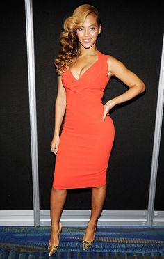 Beyonce's fearless style!