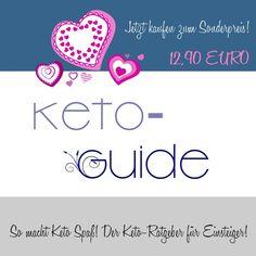 Keto Guide für Einsteiger von Claudia Habermehl Zucchini Carbonara, Low Carb Pizza, Low Carb Desserts, Diabetes, Recipes, Calm, Food, Apples, Spinach Feta Quiche