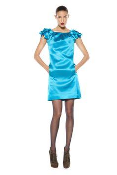 Silk satin dress Silk Satin Dress, Satin Dresses, Fall Winter, Summer Dresses, Austria, Designers, Fashion, Summer Sundresses, Moda