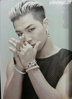 Taeyang - Esquire Magazine