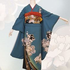 Ethnic Clothes, Ethnic Outfits, Traditional Kimono, Traditional Outfits, Punk Wedding, Modern Kimono, Kimono Japan, Kimono Outfit, Kimono Pattern