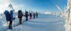 Popular on 500px : Ski trip in North Urals mountain by judogaikin