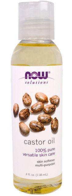 Castor Oil for fast hair growth