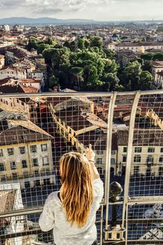 Top of the Leaning Tower of Pisa | TheBreakofDawns