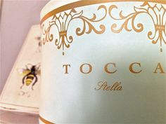 Tocca deluxe candle at Pure Home Couture...