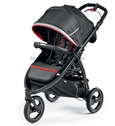 The Book Cross 2016 is a new all-terrain stroller from Peg Perego.