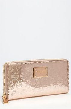 Michael Kors wallet - Christmas gift idea for me ;)