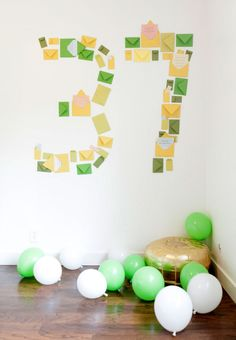 Surprise people on their birthdays with special notes written by their friends and family. With email it is so easy to do a project like this last minute. Just ask everyone to email a note or memory and photos.