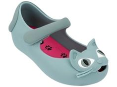 cats, shoes, blue matt, ultragirl cat, melissa shoe, matt 52227, retail stores, mini melissa, kid