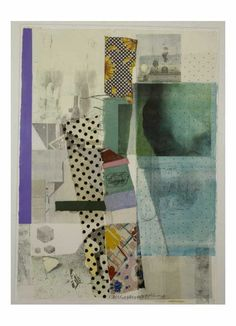 Robert Rauschenberg is the master of the collage and the multi-dimensional layering of images and meanings.