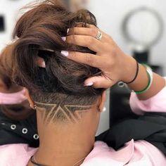 Undercut Hairstyles Women, Undercut Women, Cute Hairstyles For Short Hair, Short Hair Cuts, Short Hair Styles, Wedding Hairstyles, Pixie Haircuts, Pixie Cuts, Ponytail Hairstyles
