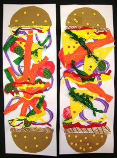 Claes Oldenburg, Burger With Everything! | Art Inspirations
