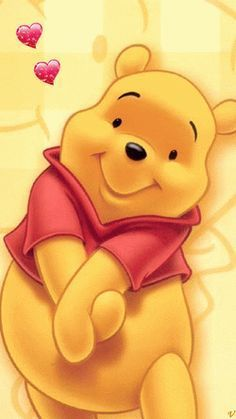 Wallpaper Phone Disney Winnie The Pooh Mickey Mouse New Ideas Winnie The Pooh Pictures, Cute Winnie The Pooh, Winne The Pooh, Winnie The Pooh Friends, Mickey Mouse Wallpaper, Disney Phone Wallpaper, Bear Wallpaper, Wallpaper Iphone Cute, Trendy Wallpaper
