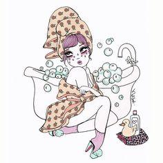 ilse Valfré @valfre Not Washing My Ha...Instagram photo   Websta (Webstagram)