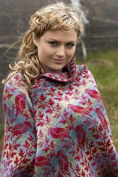Ravelry: Bird Shawl pattern by Christel Seyfarth