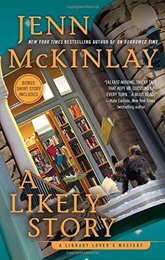 A Likely Story: A Library Lover's Mystery by Jenn McKinlay http://www.amazon.com/dp/0425260747/ref=cm_sw_r_pi_dp_0hdzwb06YTEK2