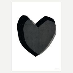 Image of 30 x 40cm Layered Hearts