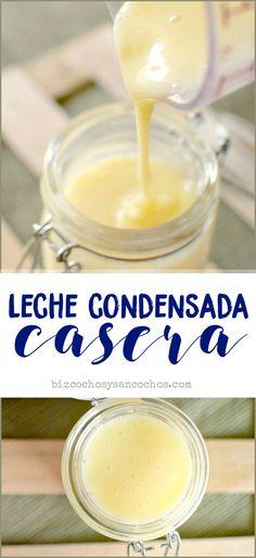 Con sólo dos ingredientes obtendrás leche condensada hecha en casa; la opción sin lactosa también es posible usando la misma receta