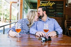 Craft beer engagement via Coastal Bride