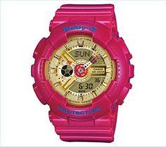 G-SHOCK CASIO Baby- G 女性の時計 SNSD Girls Generation Watch BA-111GGB-4ADR Rare Limited 少女時代限定版 正品 バック彫刻少女時代直筆サイン【並行輸入品】 CASIO(カシオ) http://www.amazon.co.jp/dp/B00SKKXXTC/ref=cm_sw_r_pi_dp_zyh-ub1J78NJE