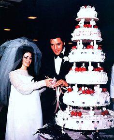 Priscilla Presley  Elvis Presley, May 1, 1967