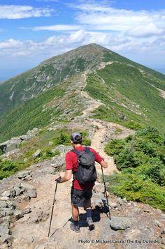 Franconia Ridge, White Mountains, N.H.