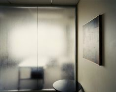 Translucent frosted glass wall - II : Scott Fortino