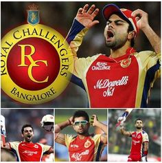 Congrats ‪#‎RCB‬, ‪#‎Captain‬ ‪#‎ViratKohli‬ is the ‪#‎champion‬! ‪#‎Greatest‬‪#‎cricketer‬.