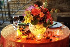 Aspen+Brad 3 :: Enchanted Halloween Wedding