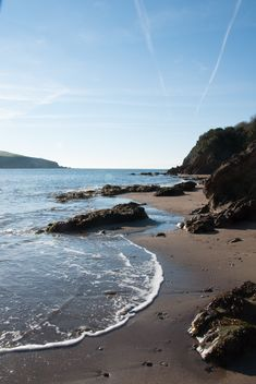 A Devon beach, easy inspiration for my fourth novel. Devon Beach, Relationship Meaning, Foul Play, List Of Questions, Complicated Relationship, Best Mysteries, What Really Happened, Writing Workshop, Book Club Books