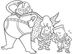 Captain Underpants Coloring Pages . 30 Best Of Captain Underpants Coloring Pages . Captain Underpants Coloring Pages Monster Coloring Pages, Cartoon Coloring Pages, Coloring Pages To Print, Coloring Book Pages, Printable Coloring Pages, Free Coloring Sheets, Coloring Pages For Kids, Kids Colouring, Captain Underpants
