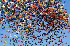 lacher de ballons
