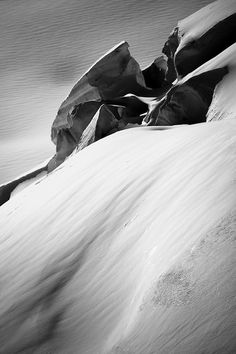 Aletsch Galcier in the Swiss Alps Swiss Alps, Zurich, Antelope Canyon, Fine Art Photography, Monochrome, Ice, Mountains, Landscape, Nature