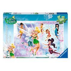 Disney Fairies, 100st. XXL