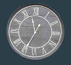 Statement clock for the home...