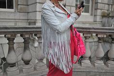 Street Style at London Fashion Week