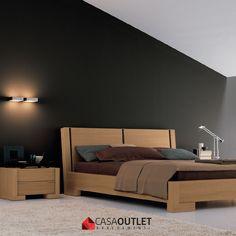 Bed Headboard Design, Bed Frame Design, Bedroom Bed Design, Bedroom Furniture Design, Headboards For Beds, Bed Furniture, Home Bedroom, Modern Bedroom, Bedroom Decor