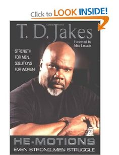He-motions: A Deep Look at the Heart of a Man: Amazon.co.uk: T. D. Jakes: Books