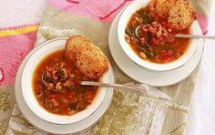 Black Eye Pea&Collard Greens Soup