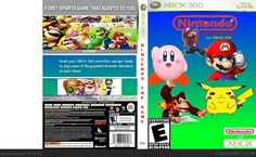 Image result for nintendo games on xbox 360