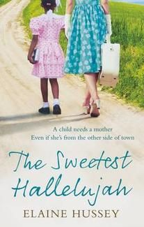 The Sweetest Hallelujah by Elaine Hussey Oh wow, this book was so amazing! It was like The Help, Saving CeeCee Honeycut and Steel Magnolias all rolled in to one! Highly recommend.